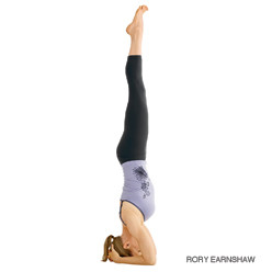 Yoga Inversions Workshop