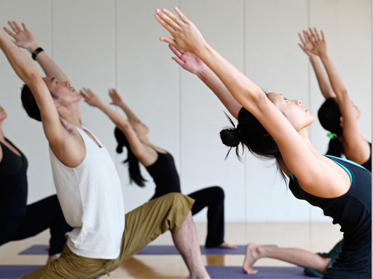 Yoga Mentoring Program