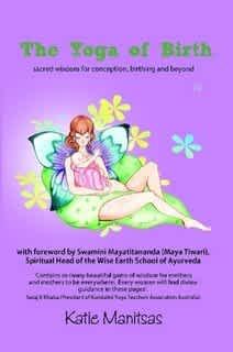 'Yoga of Birth' book launch