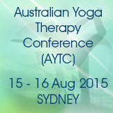 Australian Yoga Therapy Conference 2015