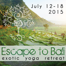 Exotic Yoga Retreat: Ubud, Bali