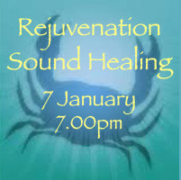 Full Moon Rejuvenation Sound Healing