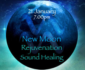 New Moon Rejuvenation Sound Healing