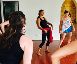 Samahita Wellbeing Retreat Yoga and Belly Dance: Movement On and Off the Mat With Natasha Devalia and Dorien Israel