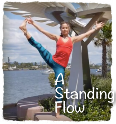Standing Yoga Flow