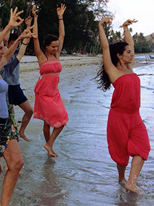 Yoga and Flamenco Retreat With Yalda Younes