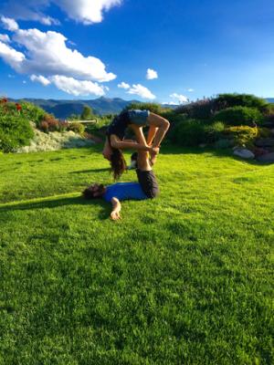 Ashtanga & Vinyasa Yoga in Paradise With Matt Champoux & Sara Hess