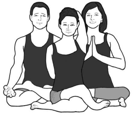 Vim's  yoga classes @ Waverton Physio
