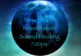 Rejuvenation Sound Healing : New Moon in Virgo