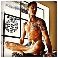 Cameron Shayne - creator of Budokon Yoga