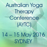 Australian Yoga Therapy Conference 2016