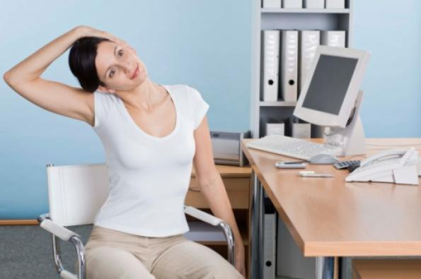 Pilates Workshop: Good Posture in the Office
