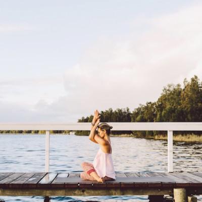 Yin Yoga & Mindfulness Masterclass with Lauren Flaherty