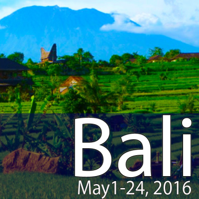 200hr Bali Yoga Teacher Training May 2016