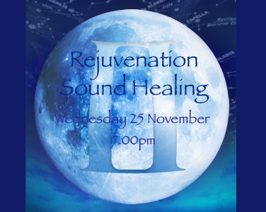Full Moon Rejuvenation Sound Healing