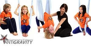 AntiGravity® AERIAL YOGA for KIDS 7-10 yrs