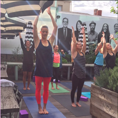 Kula Yoga Summer Classes @ Hawthorn Common