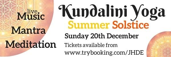 Kundalini Yoga Summer Solstice Kirtan