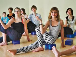 Teens Yoga course
