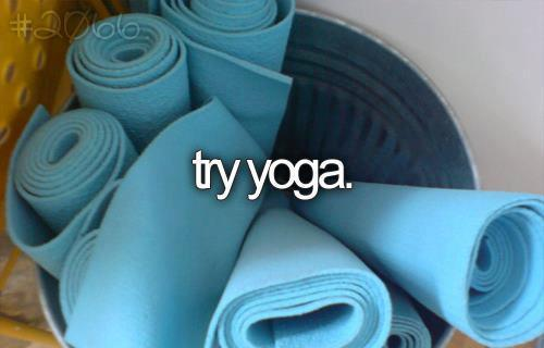 Beginners Yoga Term 1.