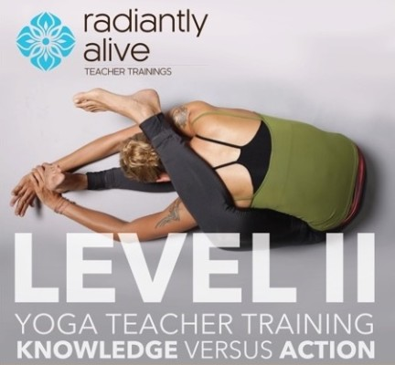 Radiantly Alive Level II - 300HRS - Knowledge and Action - March 6 - 26