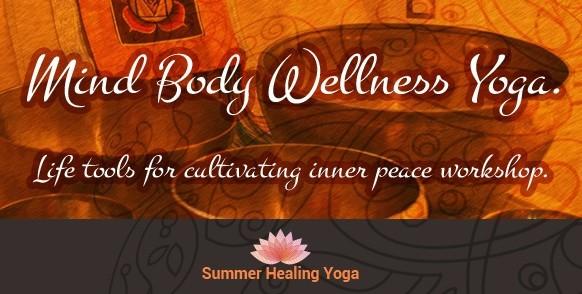 Mind Body Wellness Yoga Workshop