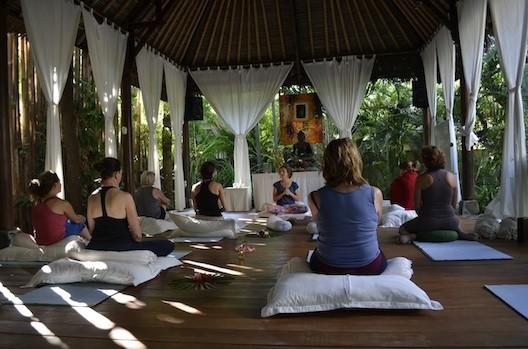 Meditation Teacher Training, Bali