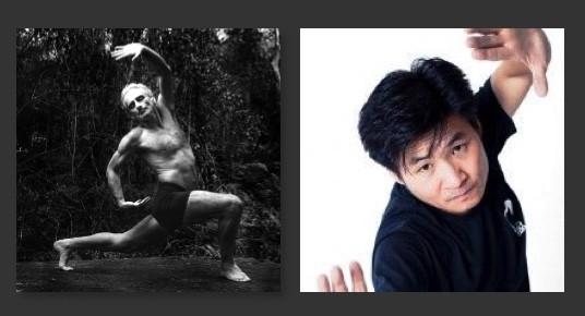 Master Yang & Simon Borg Olivier