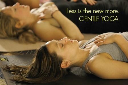 Gentle Yoga 5-week Course