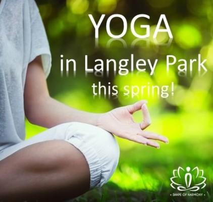 Yoga in Langley Park