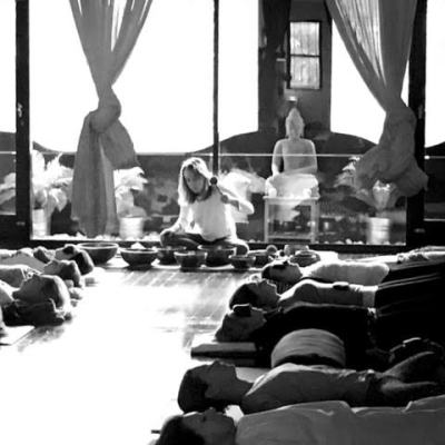 Sound Healing and Restorative Yoga with Phoebe Joel