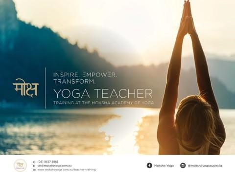 500hr Vinyasa Yoga Teacher Training