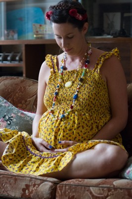 5 Yogic Ways to Have an Easier Pregnancy