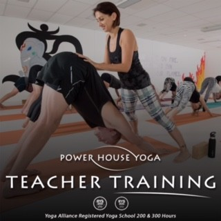 Teacher Training 200hrs