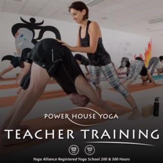 Teacher Training 200hrs