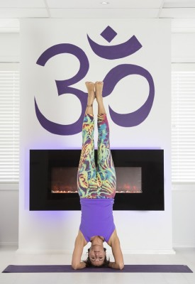 TURN YOUR WORLD UPSIDE DOWN - Inversions