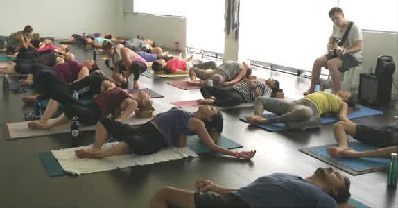 Yin & Massage