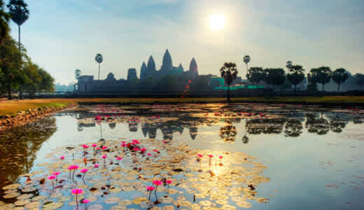 Yoga & Creative Arts Retreat, Cambodia