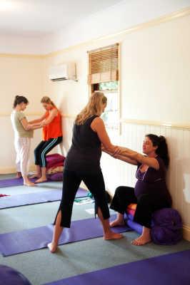 Active Birth Yoga
