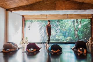 FREE Yoga class and Teacher Training Q&A session with Katie Rose