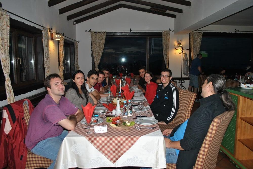 FYB festive dinner
