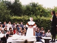 The Crucible Returns to Blewbury Original Production 1979