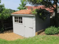 2.4 x 3.0m Superior Shed