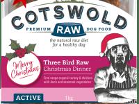 Cotsworld Three bird Raw Christmas