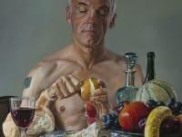 The World In Watlington Painting Mark Draisey