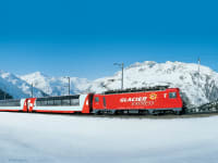 Great Railway Journeys of world THE GLACIER EXPRESS 1  3