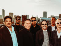 Mates from a Melting Pot UB40 Birmingham Skyline