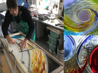 Vital Peeters At Work Glass Art