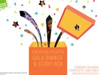 Creation Theatre Event Surprise Box Header Image