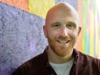Ray Bradshaw Deaf Comedy Fam Headshot Smile